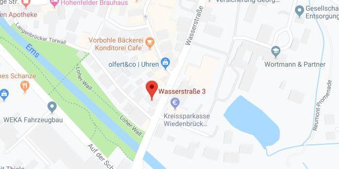 Wasserstr. 3 33378 Rheda-Wiedenbrück
